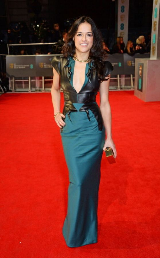 Michelle Rodriguez- 2014 BAFTA Awards in London