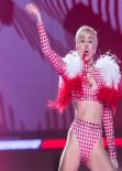 Miley Cyrus - Bangerz Tour in Oakland - California, February 2014