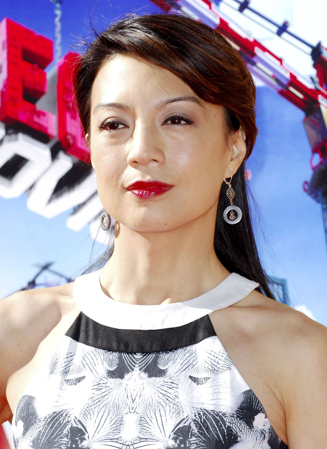 Ming-Na Wen - THE LEGO MOVIE Premiere in Los Angeles