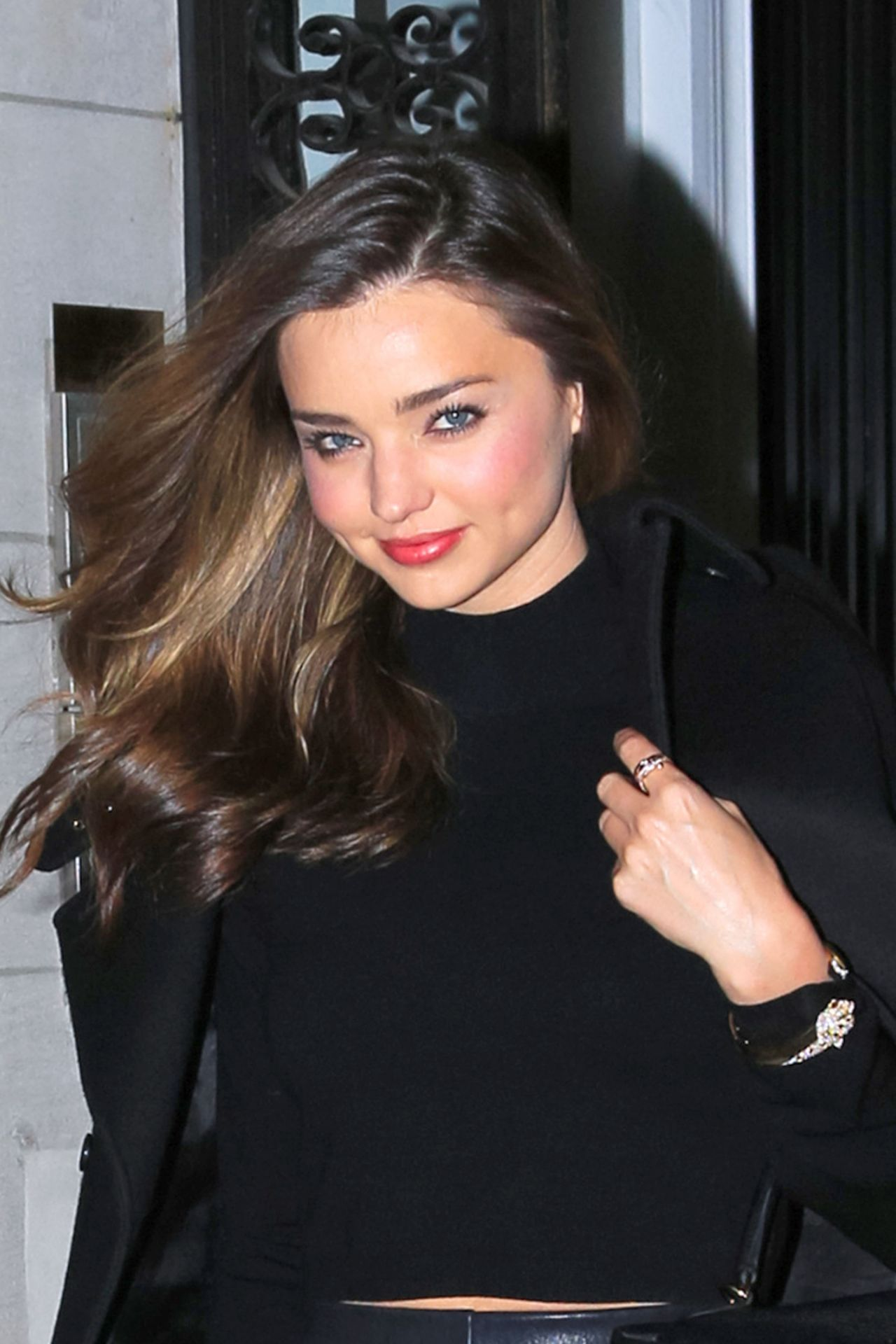 Miranda Kerr - Seen Heading Out  in New York City - January 2014
