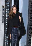 Miranda Kerr - Seen Heading Out  in New York City - January 2014