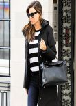 Miranda Kerr Street Style - Out in New York City, February 2014
