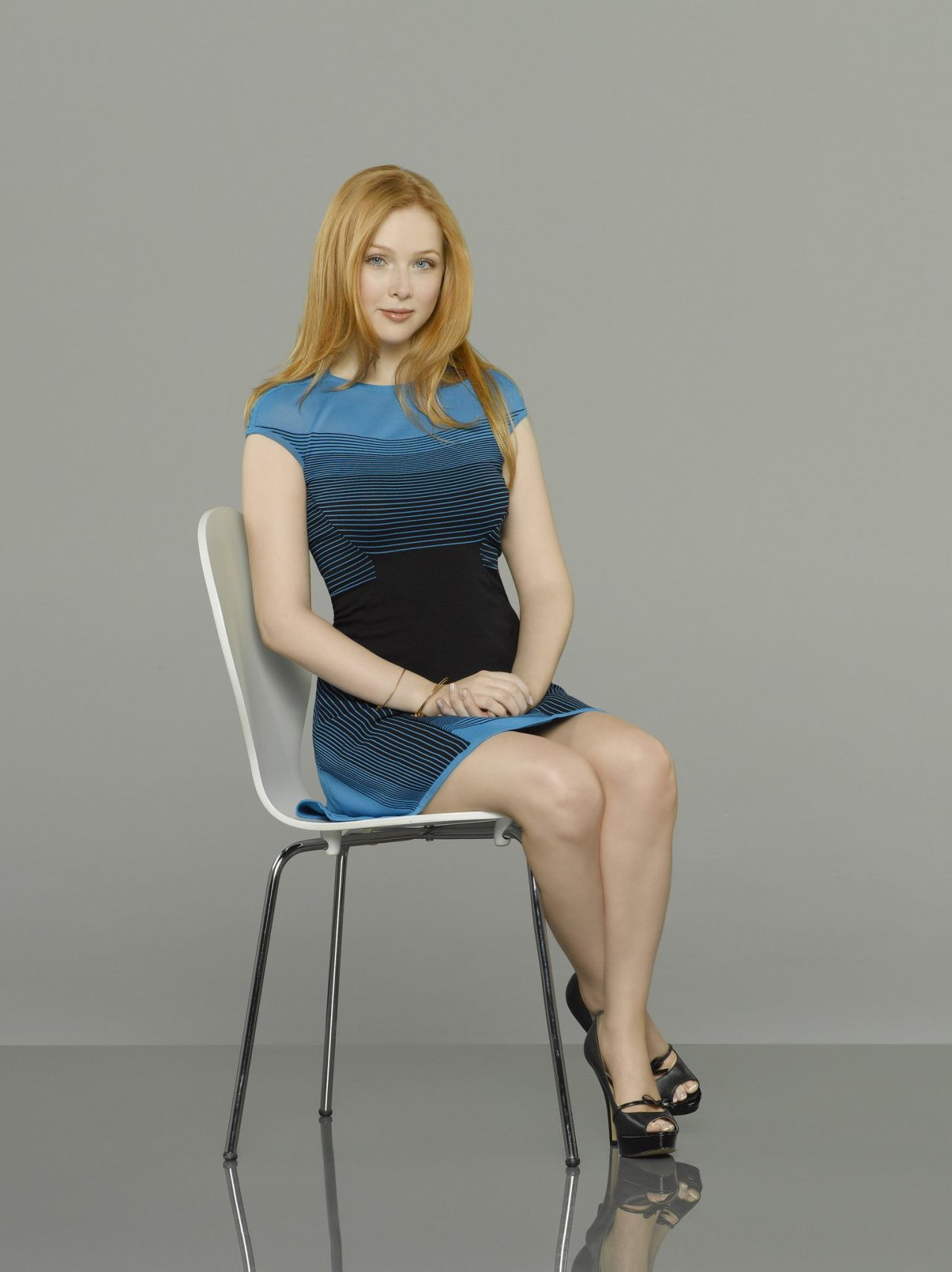 Molly Quinn - CASTLE (TV Series) Mid Season 6 Promo Photos