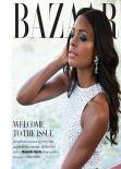 Naomie Harris – HARPER'S BAZAAR Magazine (Arabia) – February 2014 Issue