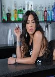 Natalie Guercio - Mob Wife - Photoshoot at Lit UltraBar in Philadelphia - February 2014