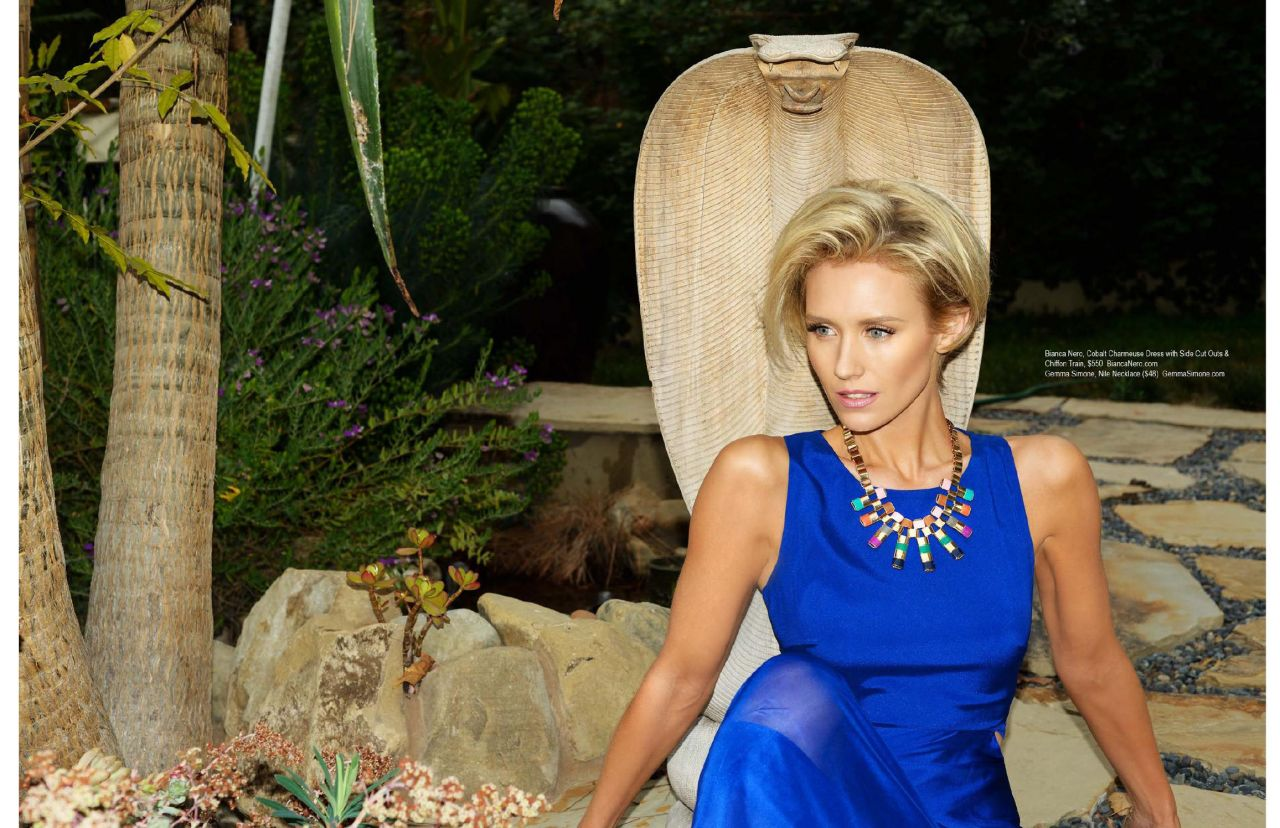 Gallery images and information nicky whelan hall pass gif - Nicky Whelan Regard Magazine February 2014 Issue