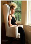Nicky Whelan - Regard Magazine - February 2014 Issue