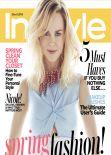 Nicole Kidman - InStyle Magazine - March 2014 Issue