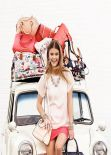 Nina Agdal - Accessorize Spring/Summer 2014 Photoshoot