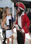 Nina Agdal - Captain Morgan Celebrates SI Swimsuit