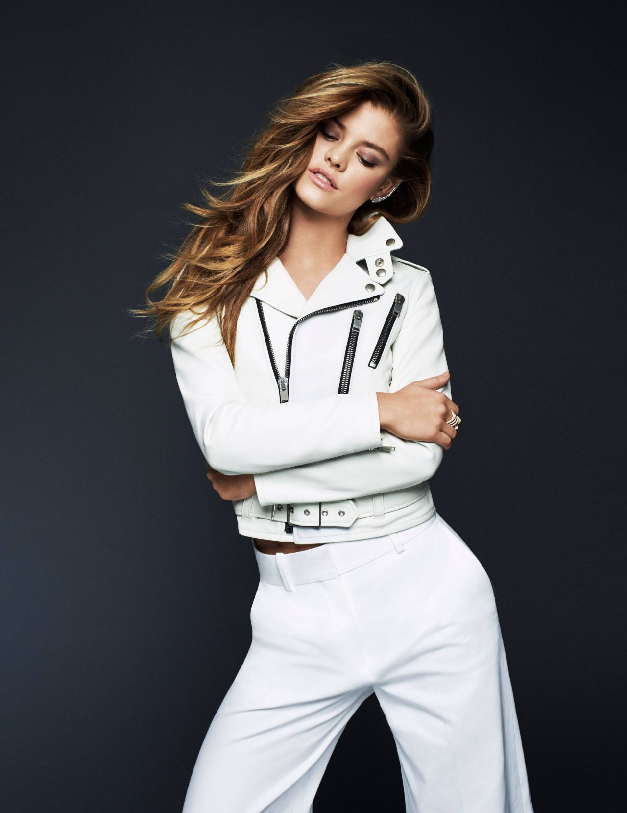 Nina Agdal - Editorialist : Print Edition - Spring/Summer 2014