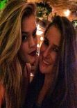 Nina Agdal - Instagram and Twitter Photos - Jan/Feb 2014 Collection