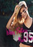 Nina Agdal - Photoshoot for BEBE : Where Fantasy Meets Football - February 2014