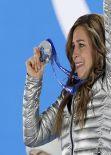 Noelle Pikus-Pace - 2014 Sochi Winter Olympics