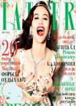 Olga Kurylenko - Tatler №3 (Russia) - March 2014 Issue