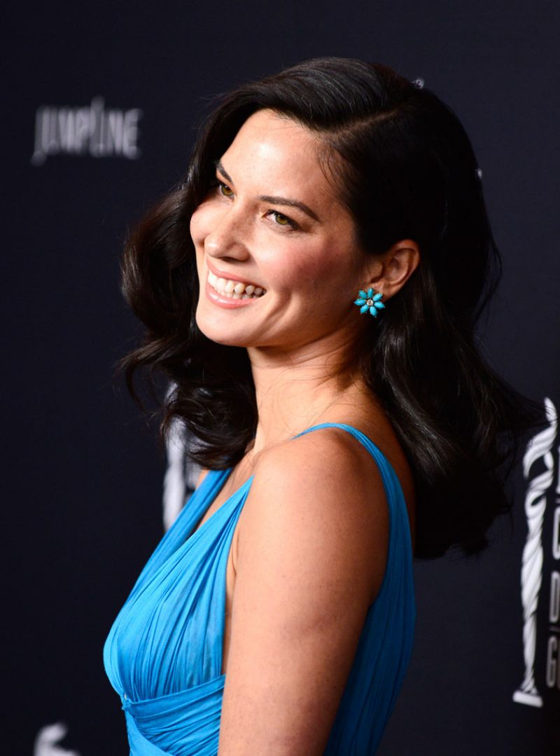 Olivia Munn - 16th Costume Designers Guild Awards in Beverly Hills, February 2014