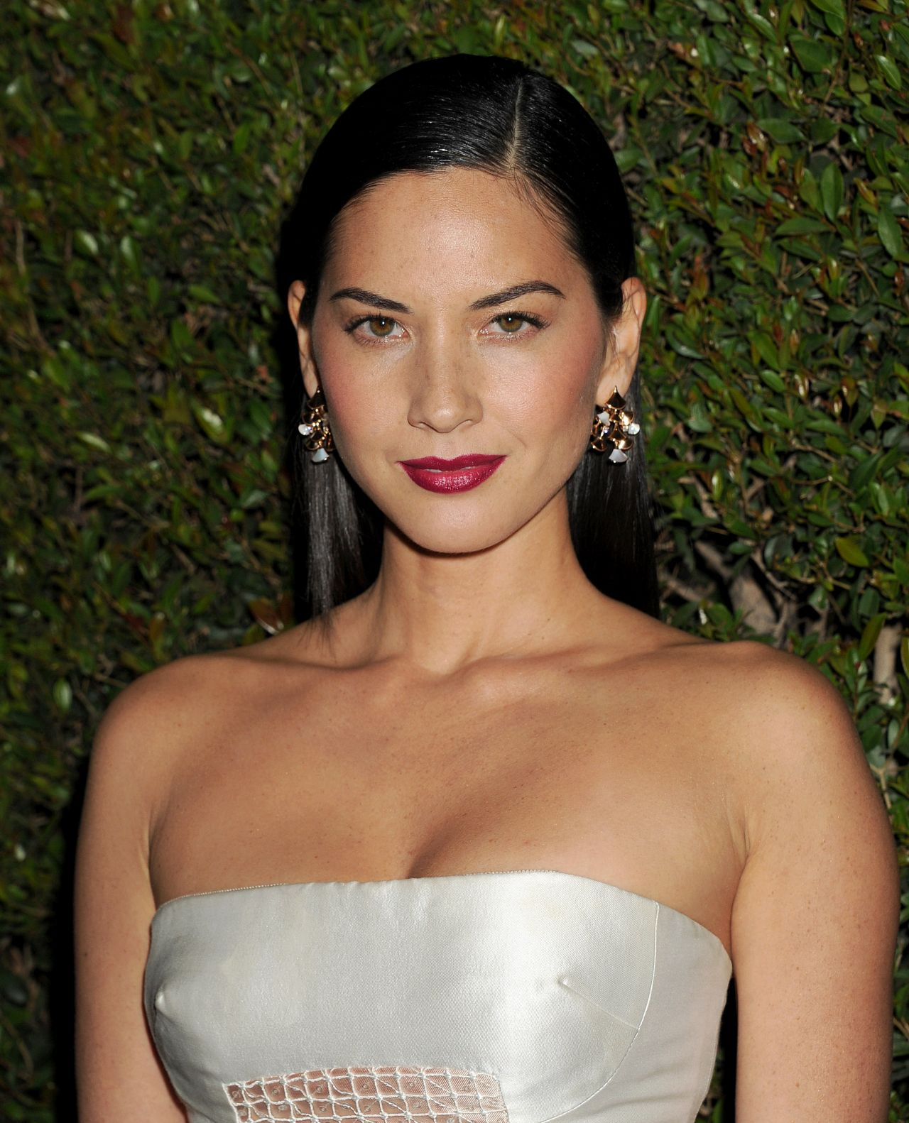 Olivia Munn - Decades of Glamour Event in West Hollywood - February 2014
