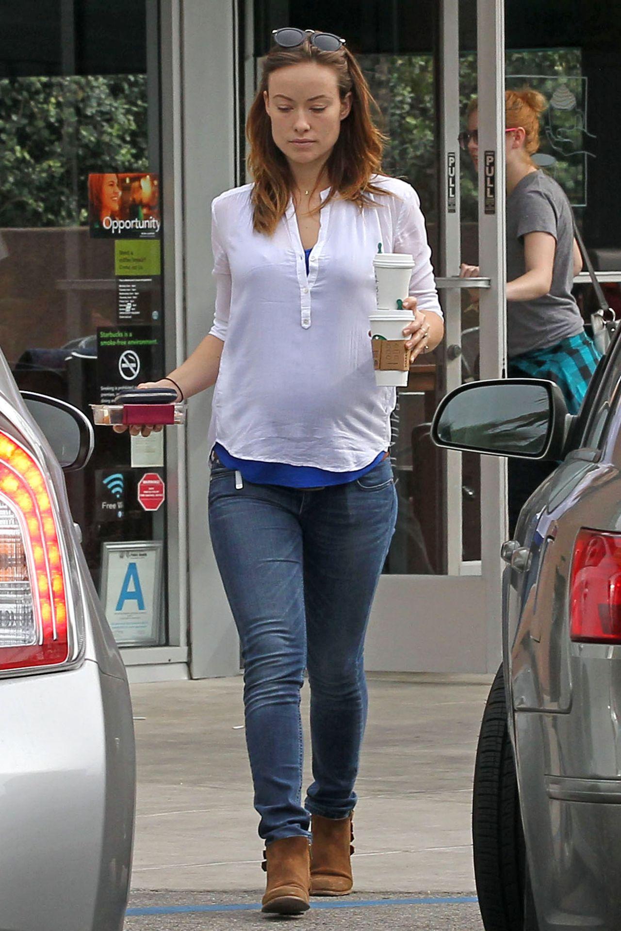 Olivia Wilde jeans