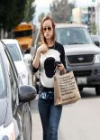 Olivia Wilde - Wearing a big