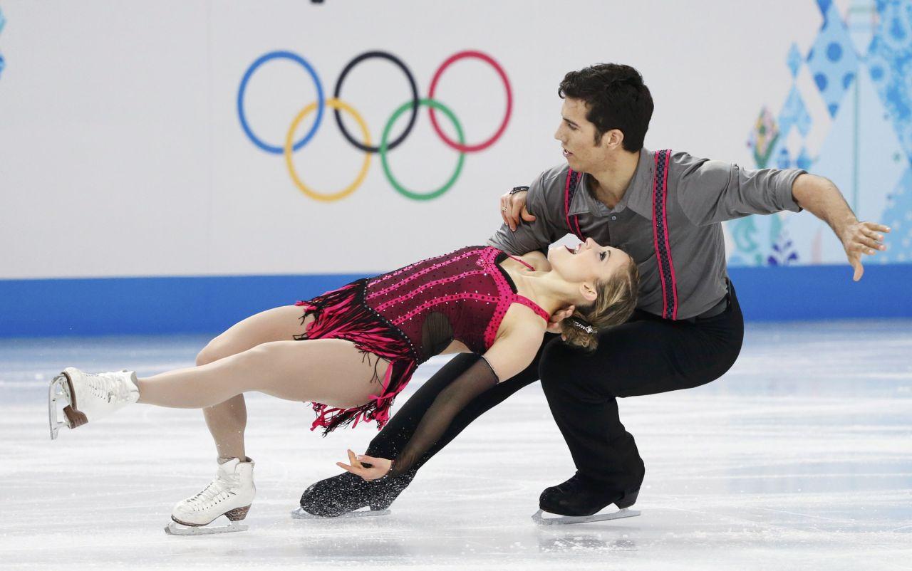 Paige Lawrence - Sochi 2014 Winter Olympics