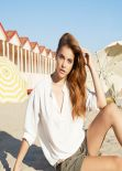 Palvin Barbara Photoshoot - iBlues Spring/Summer 2014 Collection