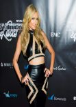 Paris Hilton 2014 Leather & Laces Party