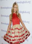 Paris Hilton - Mending Kids International All Star Concert for Children Worldwide - Hollywood, February 2014