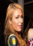 Paris Hilton - NYFW 2014 - The Blonds Fashion Show - February 2014