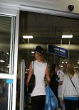 Paris Hilton Shopping at Best Buy - Miami Beach, February 2014