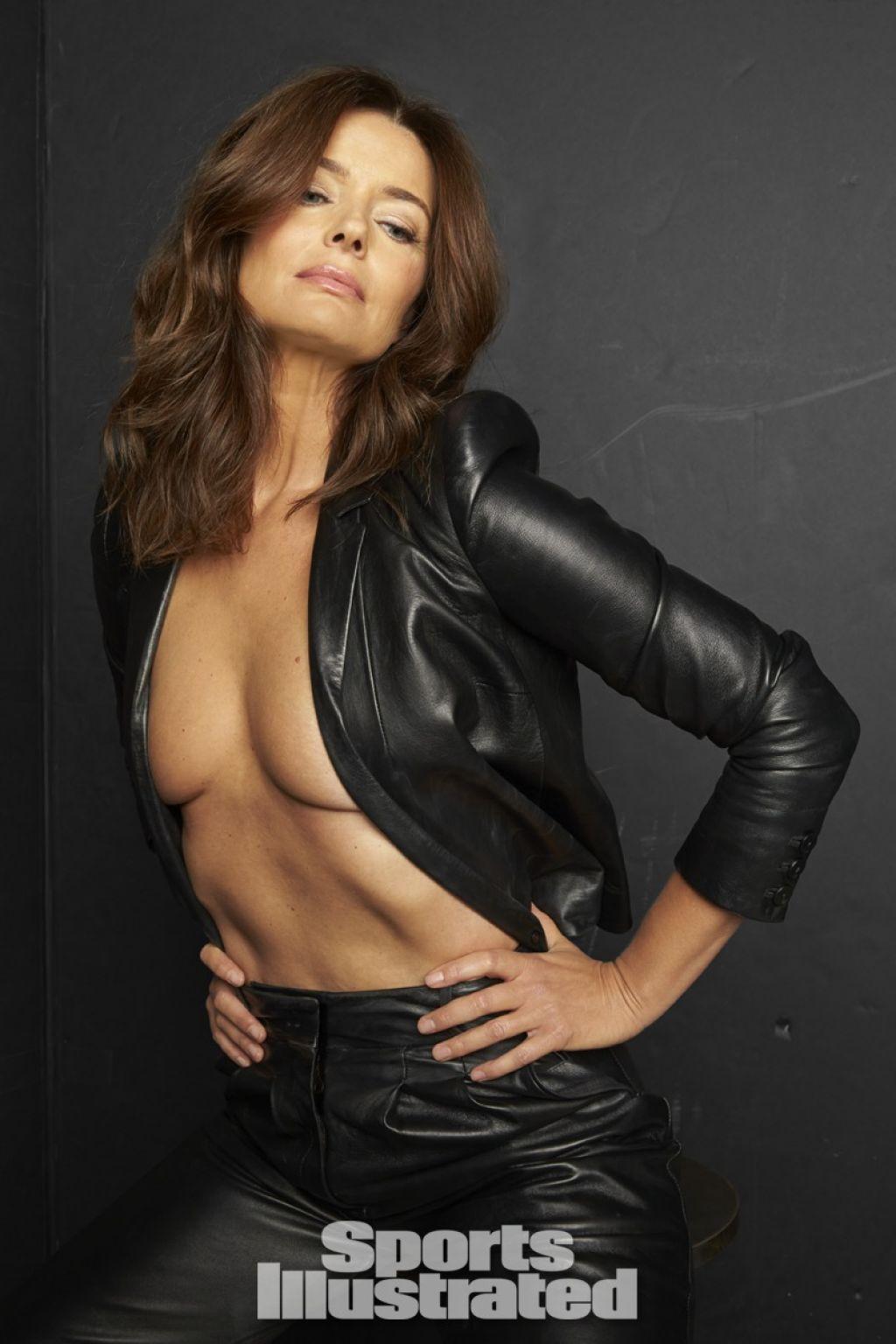 Paulina Porizkova Sports Illustrated Swimsuit Legends 2014