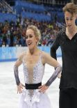 Pernelle Carron – 2014 Sochi Winter Olympics, Figure Skating Ice Dance Free Dance