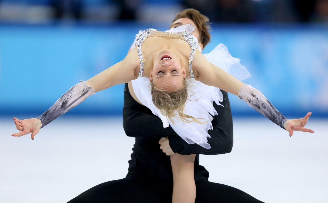 Figure skating at the 2014 Winter Olympics – Ice dance