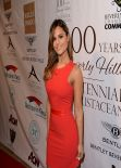 Pia Toscano - 100th Anniversary of Beverly Hills, February 2014