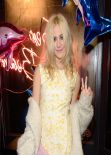 Pixie Lott - Browns, The Coveteur, Filles a Papa Fashion Show,  London - February 2014