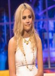 Pixie Lott Performs at The Jonathan Ross Show - February 2014