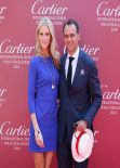 Poppy Delevingne - 2014 Cartier International Dubai Polo Challenge - Dubai, February 2014