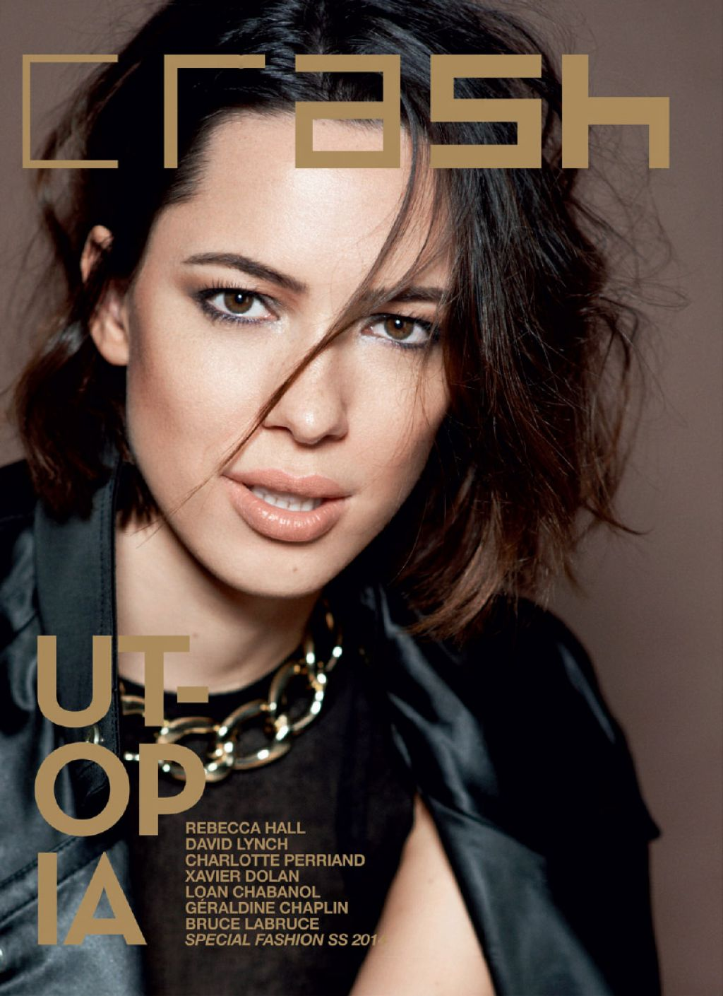 Rebecca Hall - Crash Magazine #67 2014 (by Blossom Berkofsky)