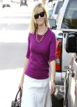 Reese Witherspoon on the Street in Brentwood, February 2014