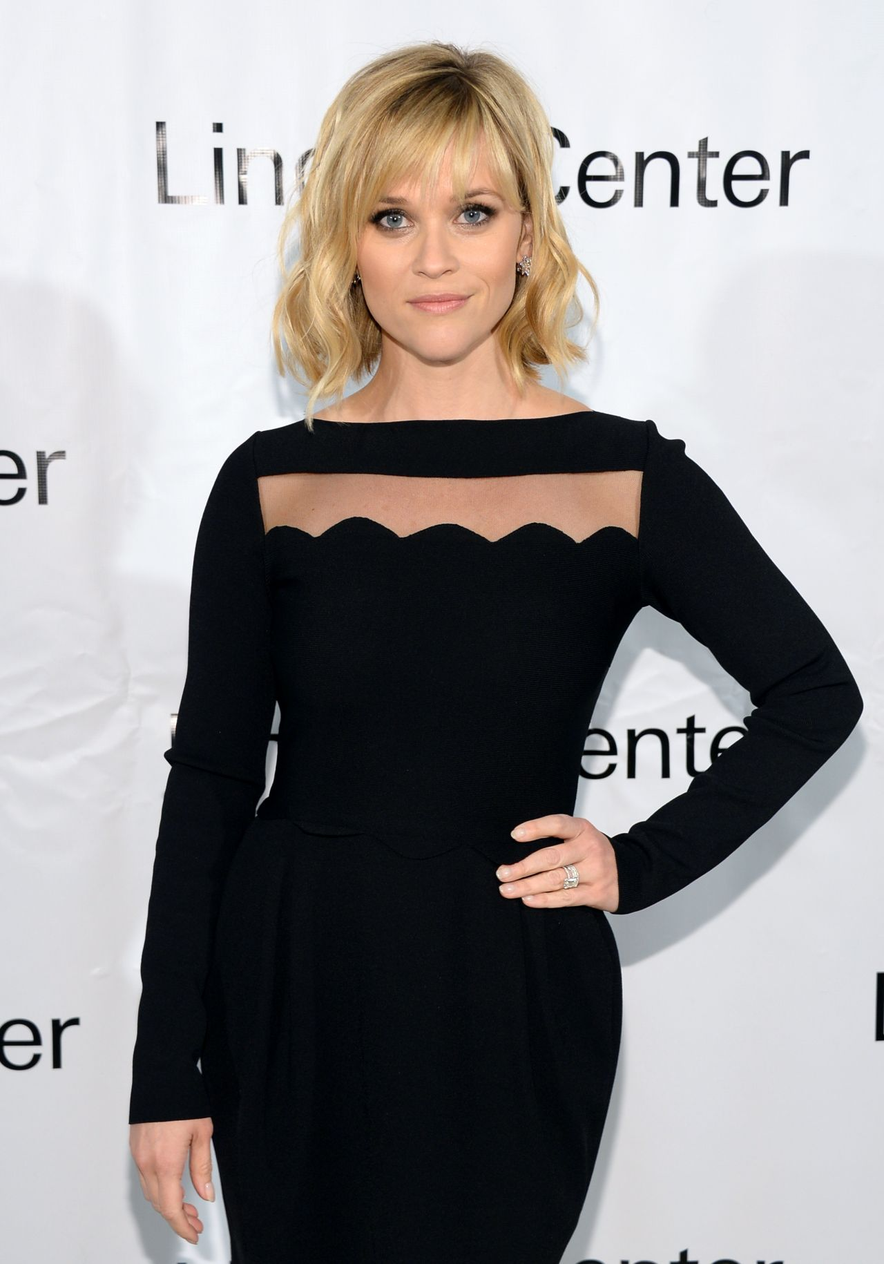 Reese Witherspoon - The Great American Songbook Event in New York, February 2014