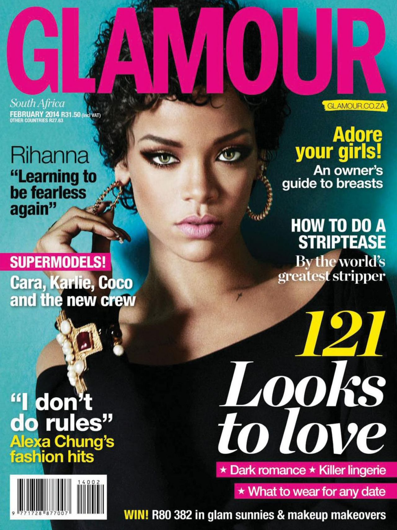 GLAMOUR Magazine (South Africa)
