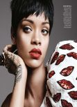 Rihanna – VOGUE Magazine (USA) – March 2014 (Good Quality)