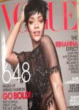Rihanna - VOGUE Magazine (USA) - March 2014 Issue