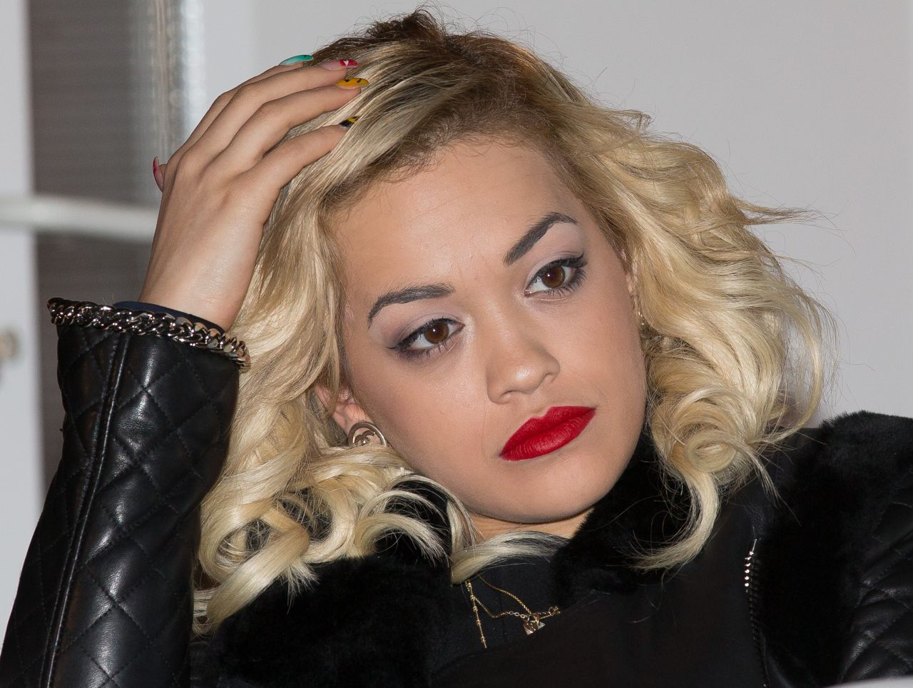 Rita Ora - MIDEM Annual Music Trade Fair in Cannes (France) - February 2014