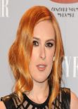 Rumer Willis - Vanity Fair & FIAT Young Hollywood Event in Los Angeles