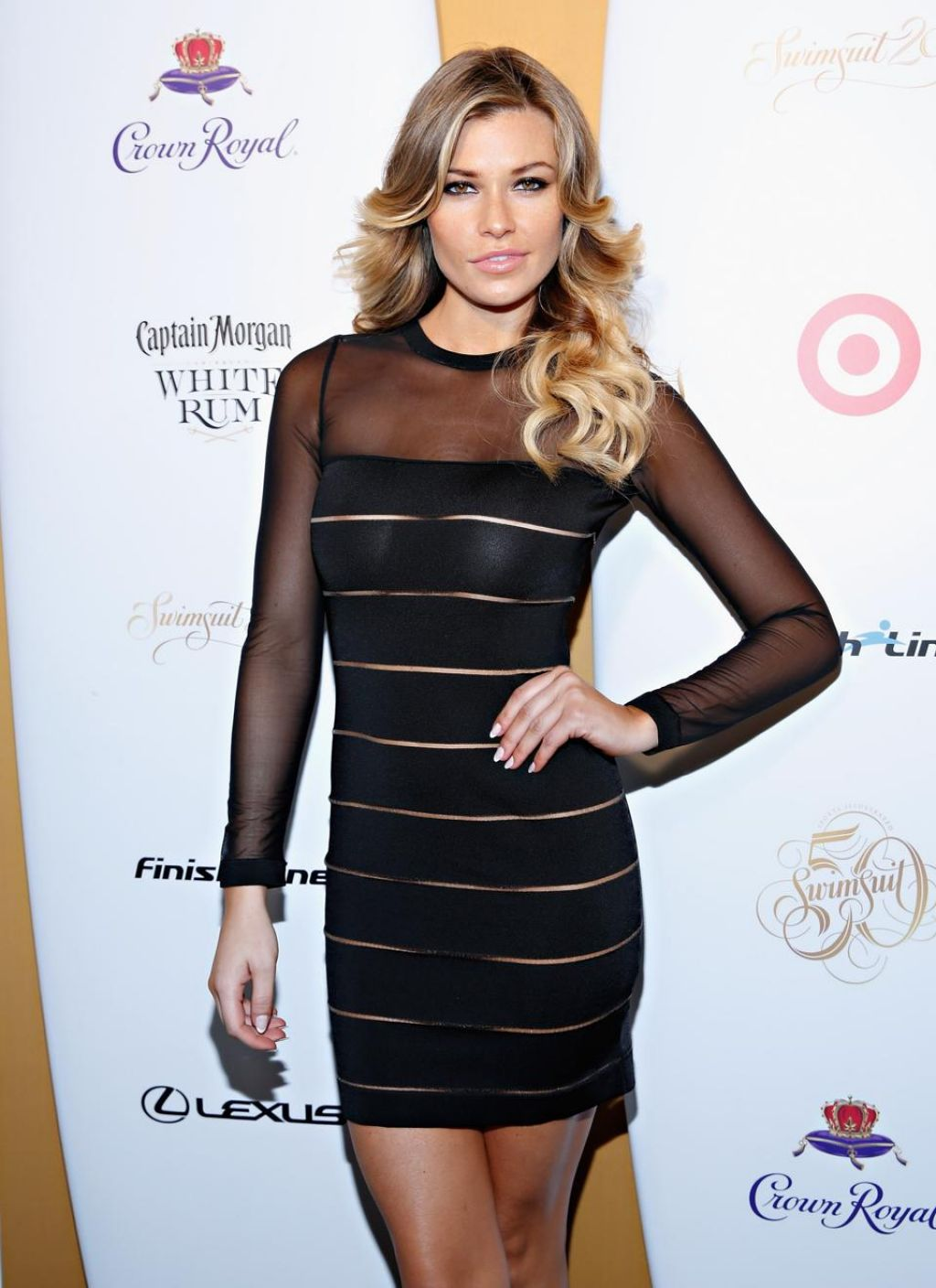 Samantha Hoopes - SI Swimsuit Celebrates 50 Years Of Swim In New York City