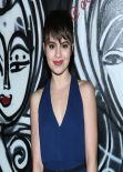 Sami Gayle - Alice + Olivia Presentation - Fashion Week Fall 2014 in New York City
