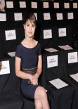 Sami Gayle - Herve Leger By Max Azria Fashion Show in New York City - Feb. 2014