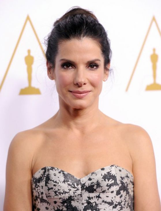 Sandra Bullock - 2014 Academy Awards Nominees Luncheon in Beverly Hills - February 2014