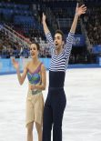 Sara Hurtado - 2014 Sochi Winter Olympics, Figure Skating Ice Dance Free Dance