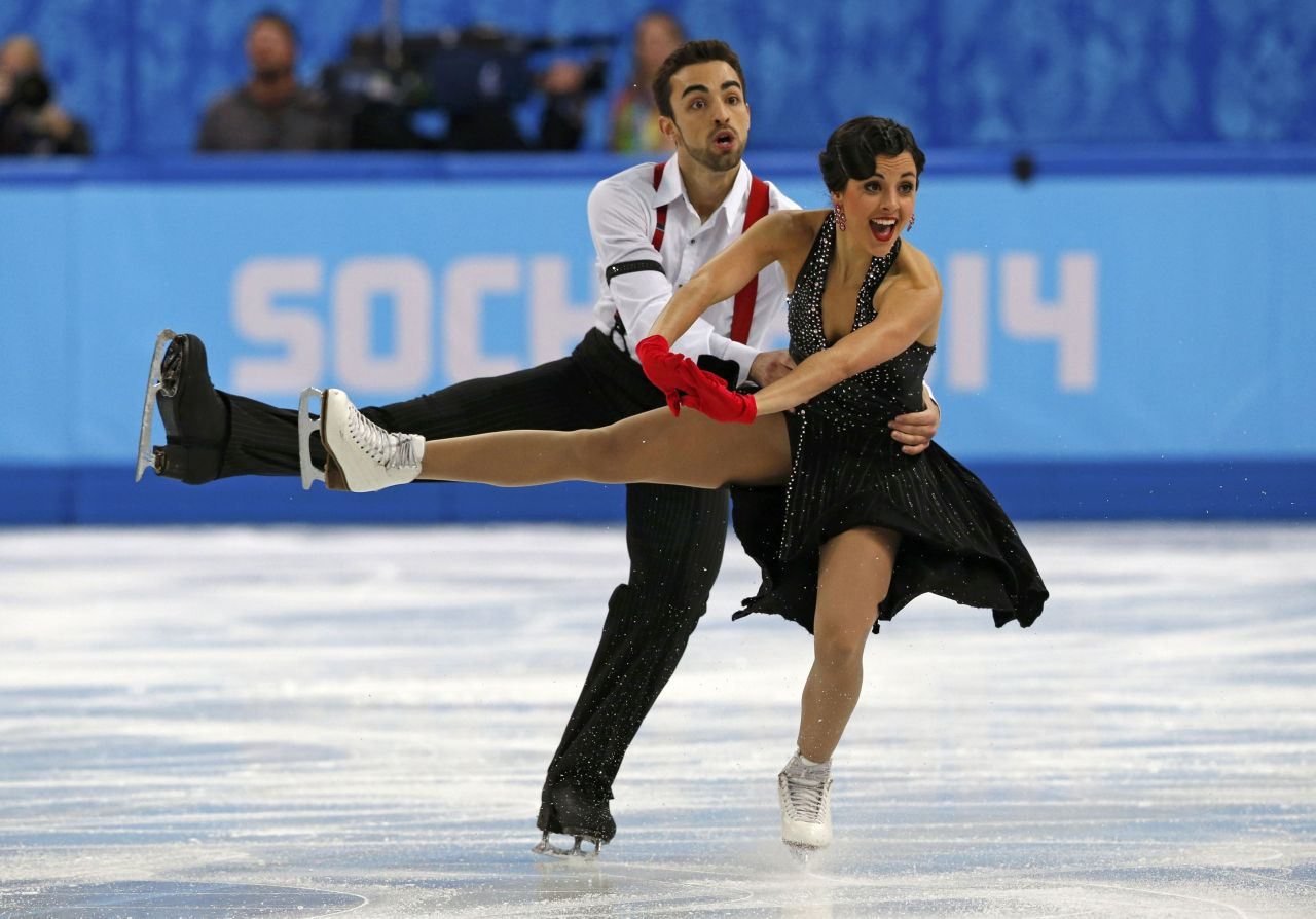 Sara Hurtado - 2014 Sochi Winter Olympics